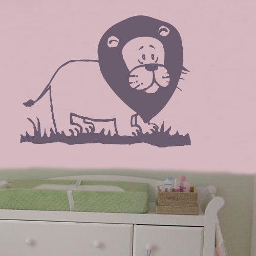 wandtattoo l we safari afrika crazy art connection. Black Bedroom Furniture Sets. Home Design Ideas